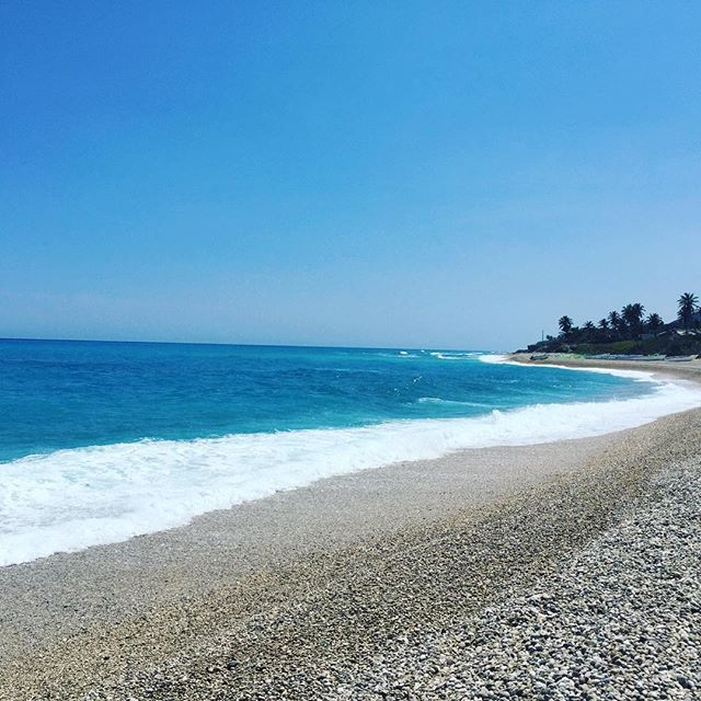 Barahona, Dominican Republic! Land of Larimar and where we bought our amazing Larimar jewelry. #freedomcollectiveinternational #fairtradefashion