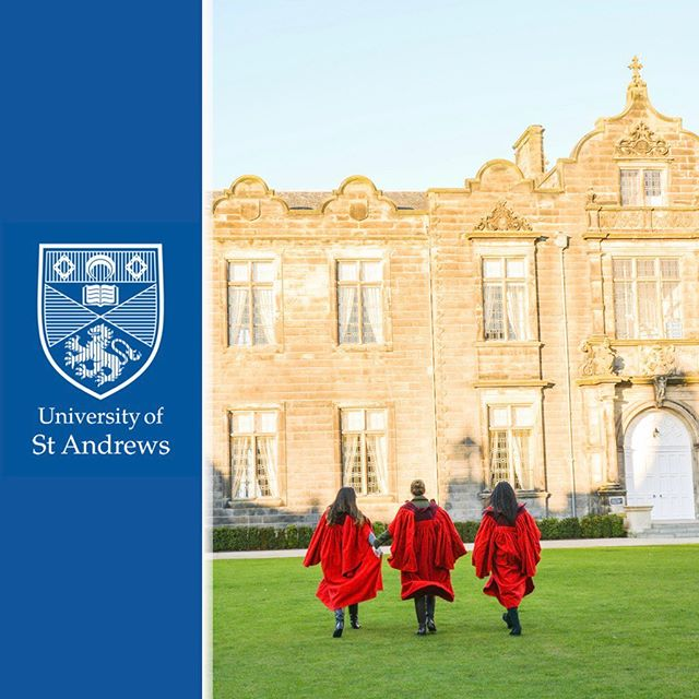 We are nearing the end of the application period and getting closer to your last chance of meeting the top universities of the world! 💙  Next up is the University of St. Andrews, Scotland!  Highly ranked in both UK and international league tables, the University of St Andrews has teaching and research very much at its heart. Founded in the 15th century and with a centuries-old tradition of bringing the brightest minds around the world to share their ideas. At St. Andrews curious students can meet the best scholars and teachers from around the world, and crucially find the thinking space to question what they are taught. St Andrews offers postgraduate students excellent research-based teaching in a welcoming and international community.  Could you see yourself studying at St. Andrews? Then hit the link in the bio and apply before the deadline! • • • • #nsac #nsacconference #nsacconference2019 #standrews #universityofstandrews