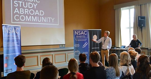 """Have you read our newest blog post 'Take Full Advantage of the NSAC Conference' written by Anders Ørnsvig? If not, what are you waiting for? Check it out!😍👏🏼 the link to this blog post is in our bio! """"The NSAC Conference 2019 is an amazing opportunity for all students with dreams and ambitions of going abroad. But in order to get the absolute most out of the conference, there are some preparations you as a participant can do before and on the 22nd of September."""""""