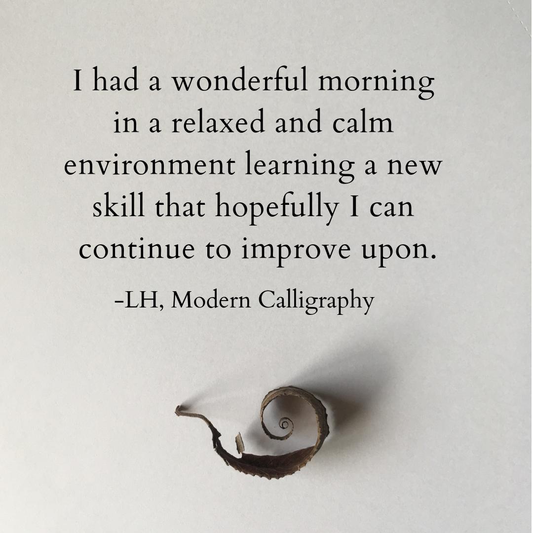 Feedback - Leaf - Modern Calli .jpg