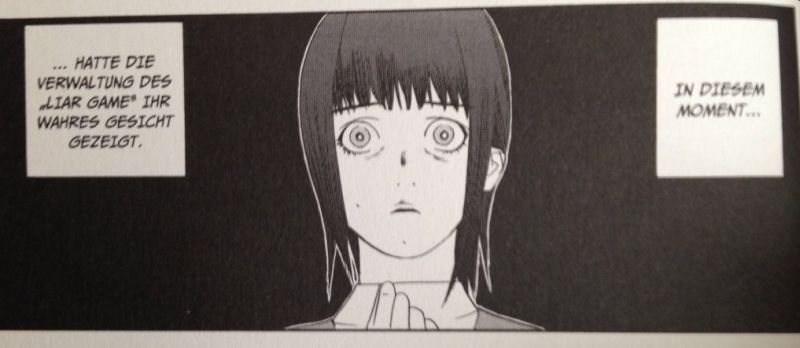 In that moment, the Liar Game Management revealed their true face.