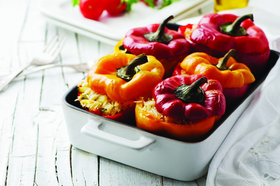KF Bell Peppers