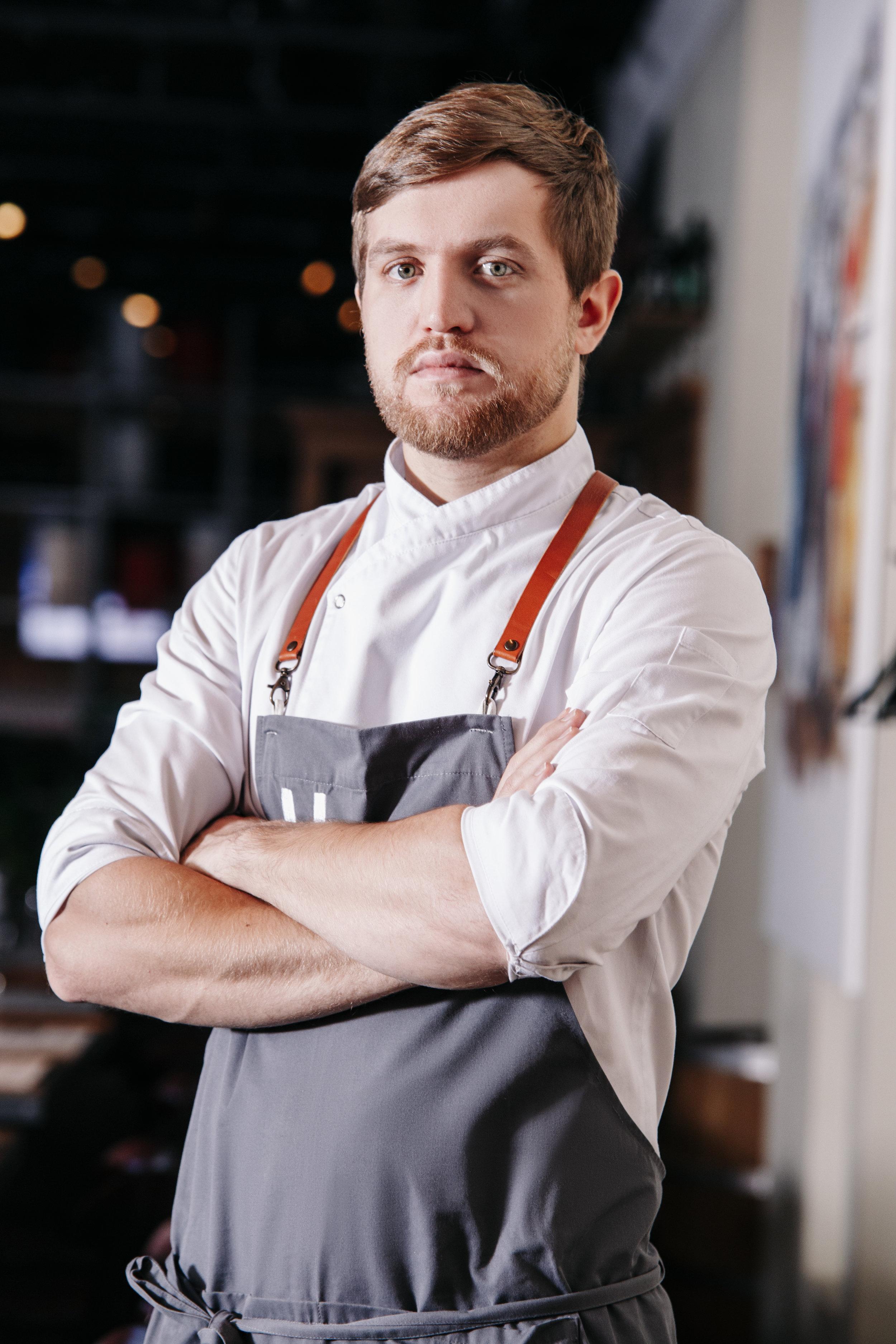 Ilya Burnasov (Atelier Tapas Bar)