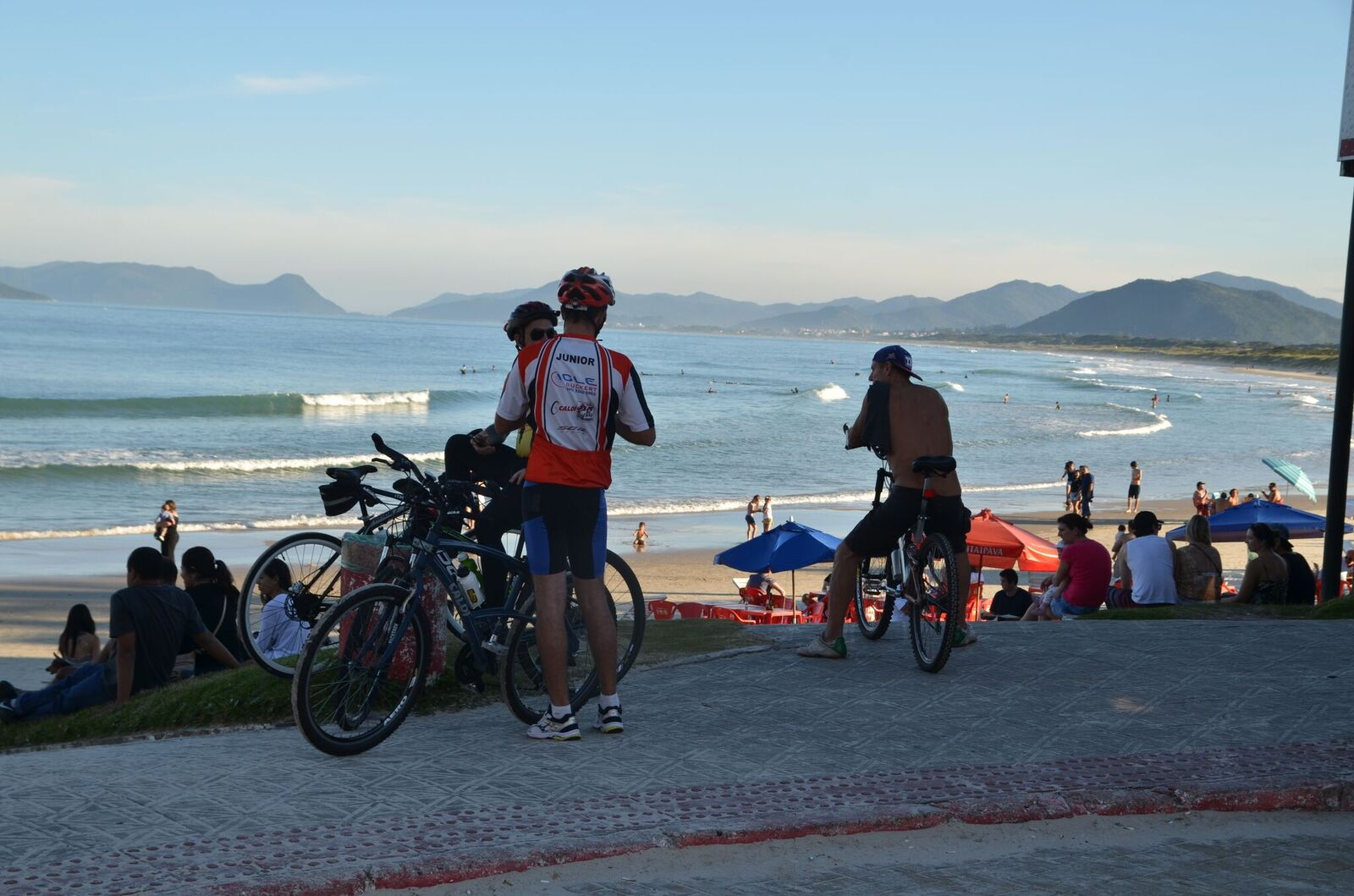 Santa Catarina bicycling