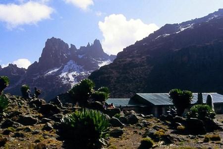 Climb Mt Kenya