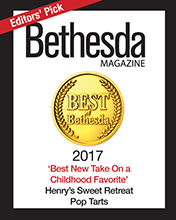 2017 Bethesda Magazine Best New Take on Childhood Favorite