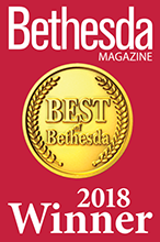 2018 Bethesda Magazine Best New Store Winner