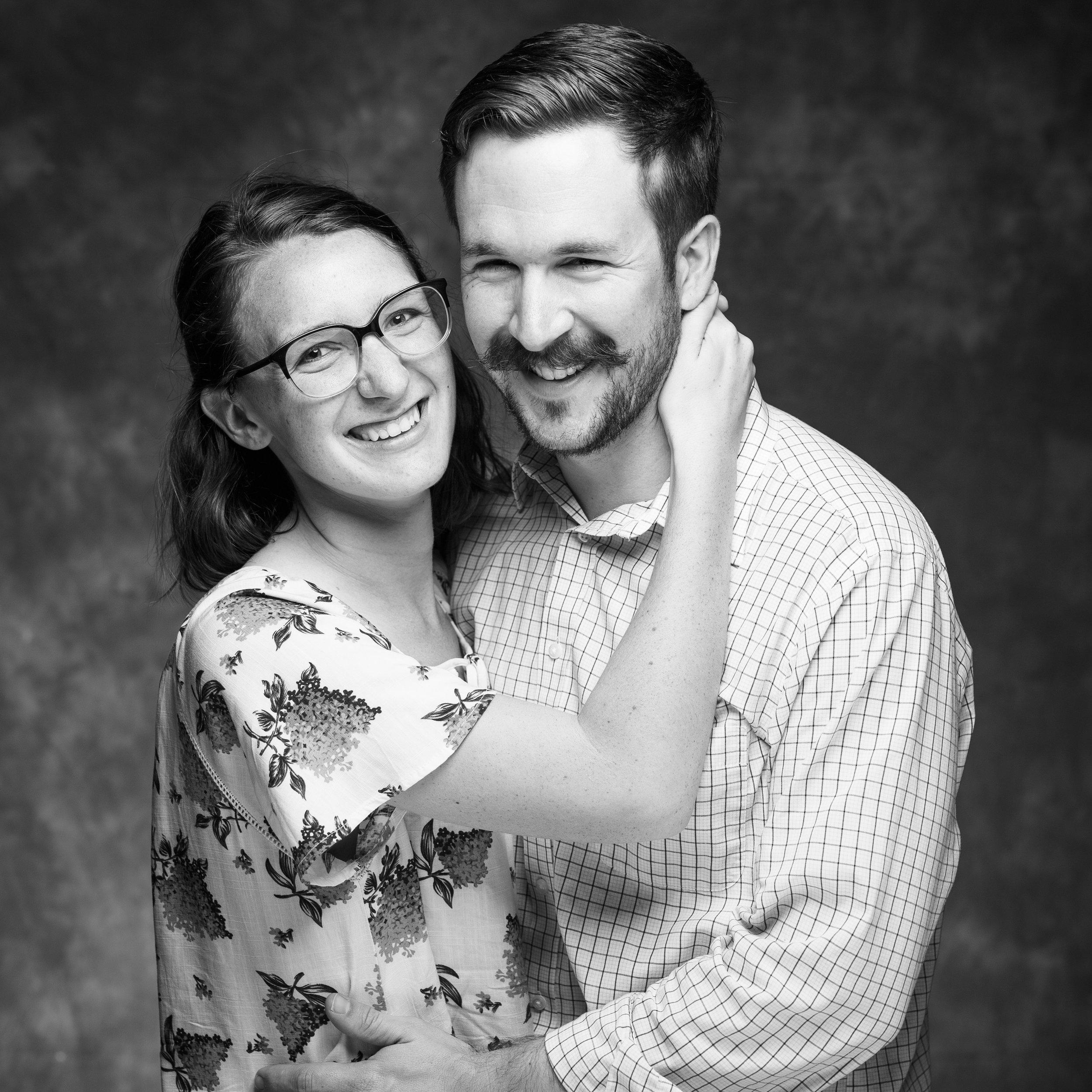 Becca & Tready Gardner - Missions Director & Treasurer