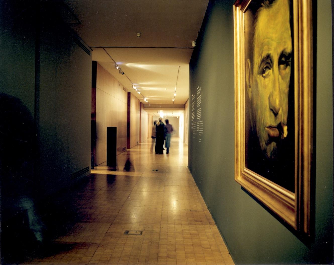 Tentoonstelling Ik of een Ander, Passage 44 Brussel