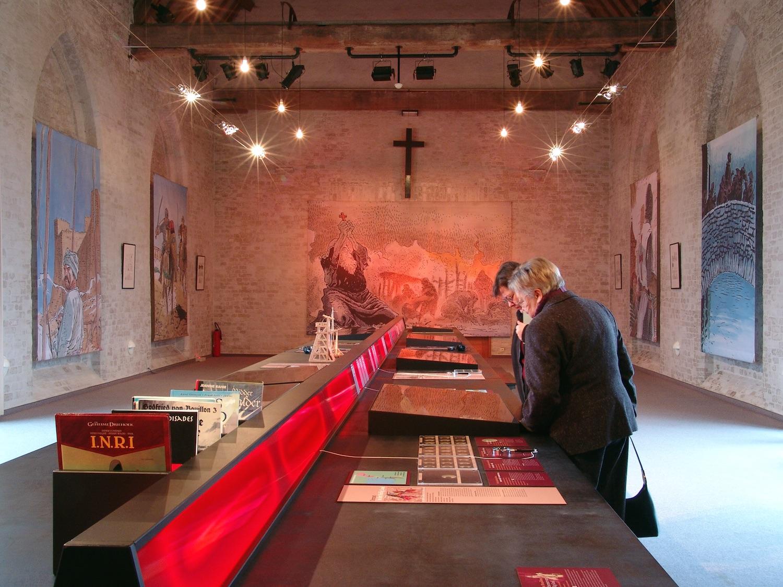 Tentoonstelling De Tweede Kruistocht, Ten Bogaerde Koksijde