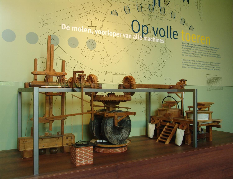 Bezoekerscentrum Mola, Wachtebeke