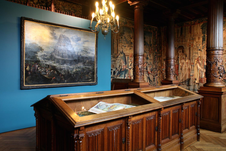 Tentoonstelling Bruegel en zijn tijd, Kasteel Gaasbeek