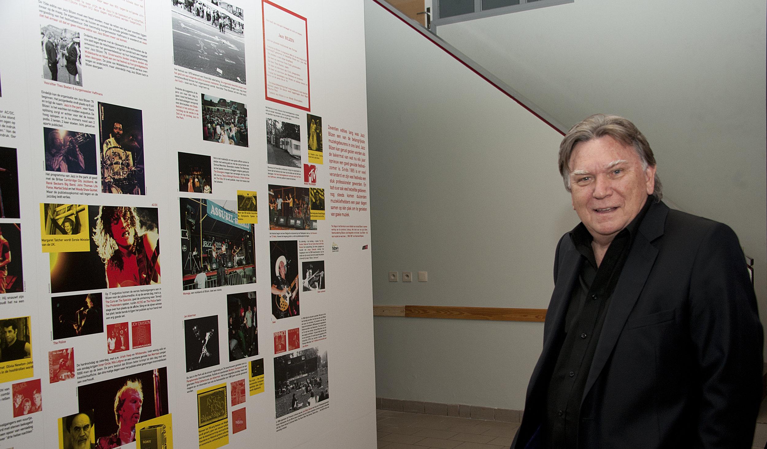 Bezoekerscentrum Jazz Bilzen