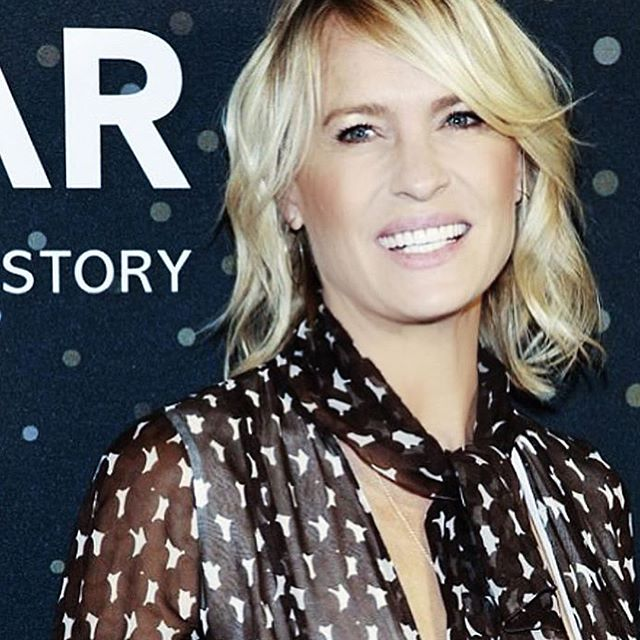 Makeup by me on Robin Wright and Karen Fowler for the AmFar Event Saturday night. Hair by Gari @_a_r_c_h_e_r_  Loved working with these beautiful women!