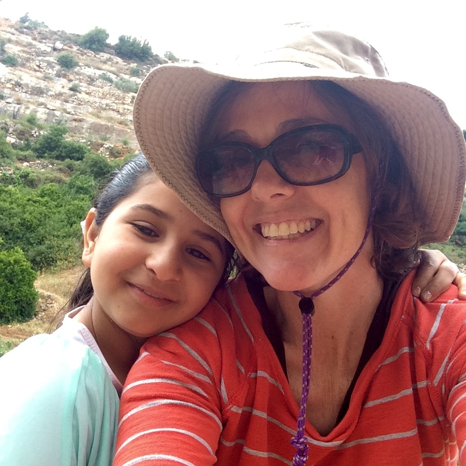 a selfie with my translator