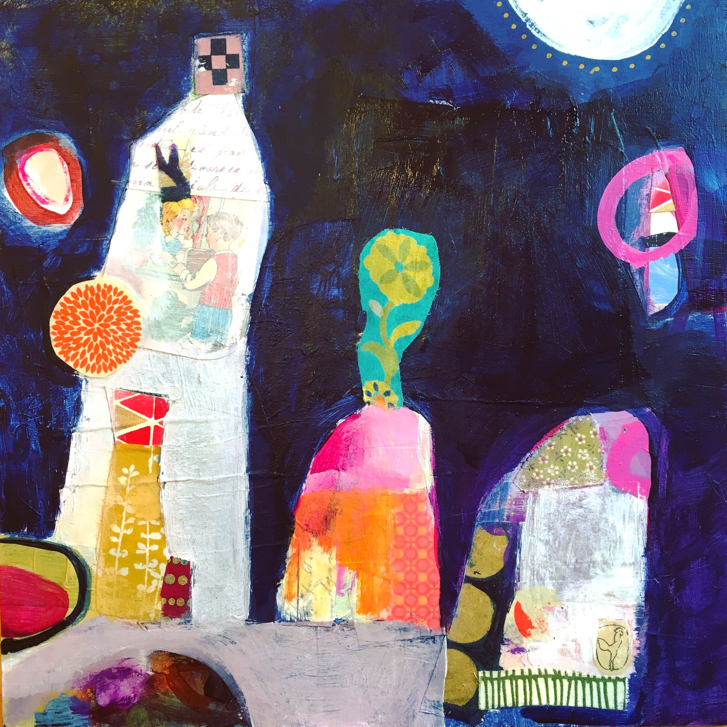 Moonlit - SOLD