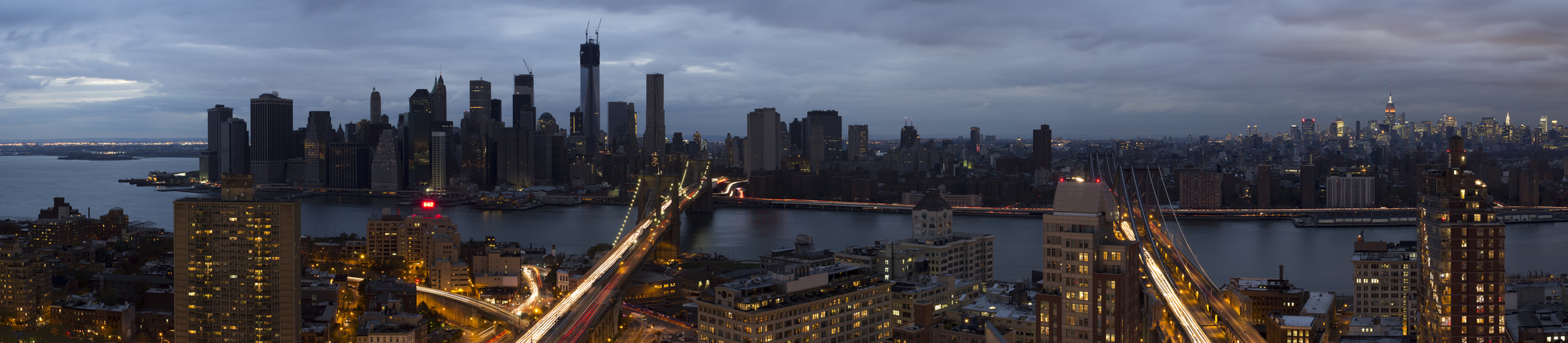 Lower Manhattan in BlackoutPhoto by ReggieLavoie/iStock / Getty Images