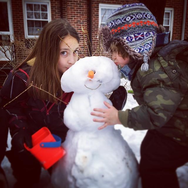 Sim Portland and snowman.jpg