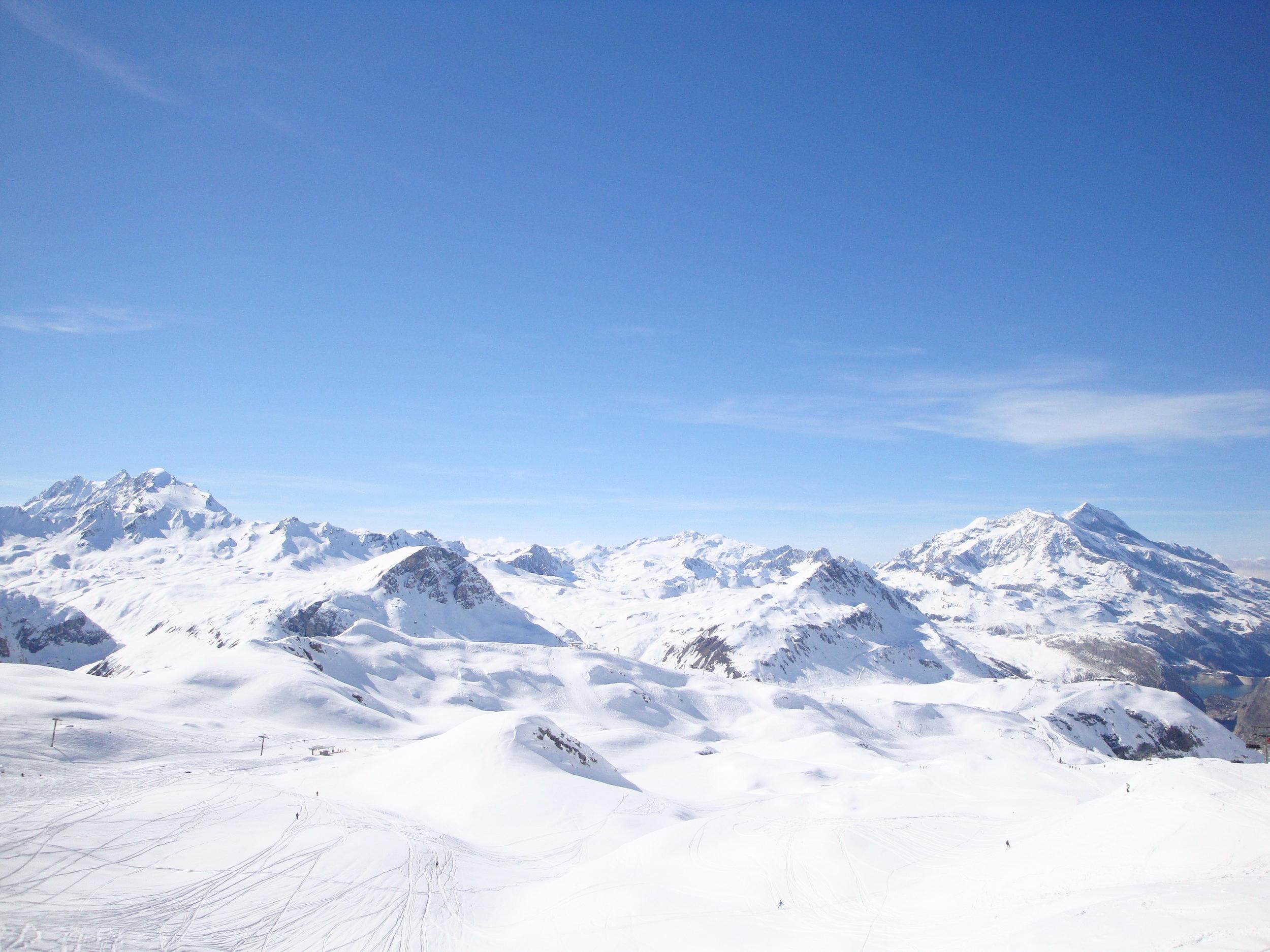 Tignes-France-Alps