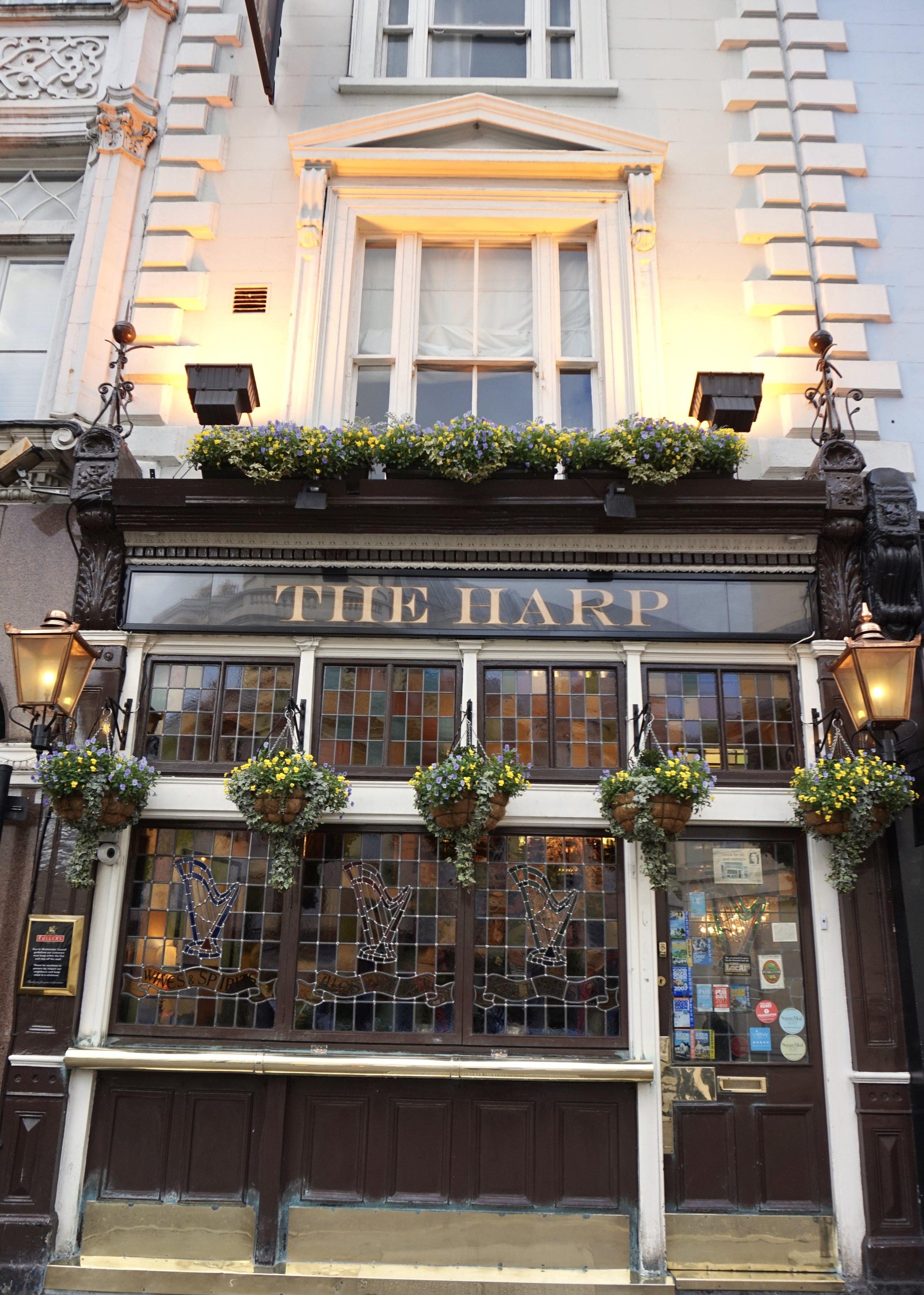 Local London Pub