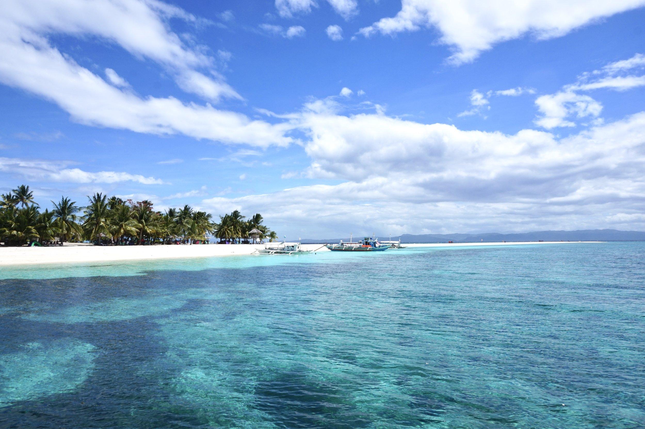 Philippines-Kalanggaman