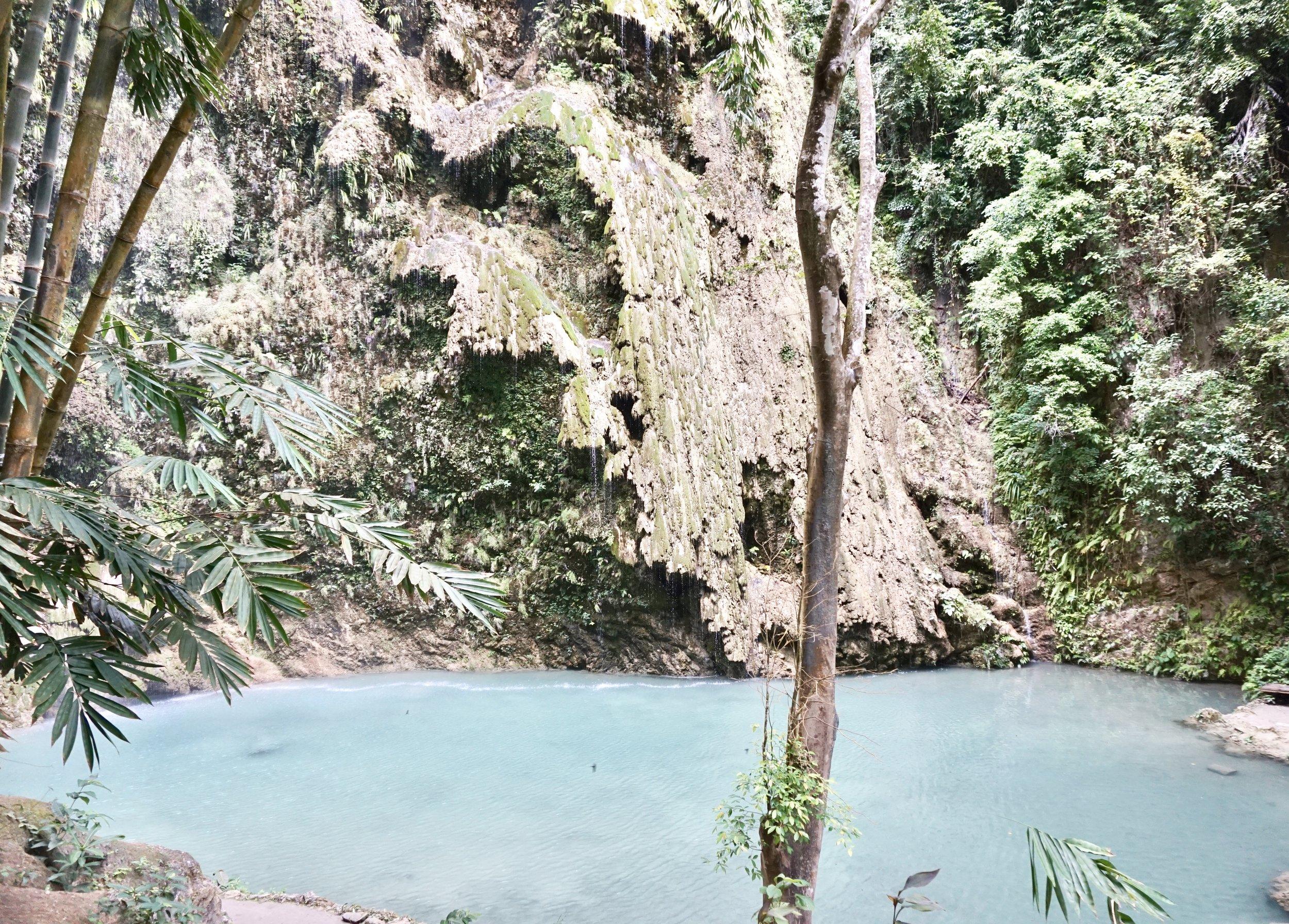 Philippines-Tumalog-Falls