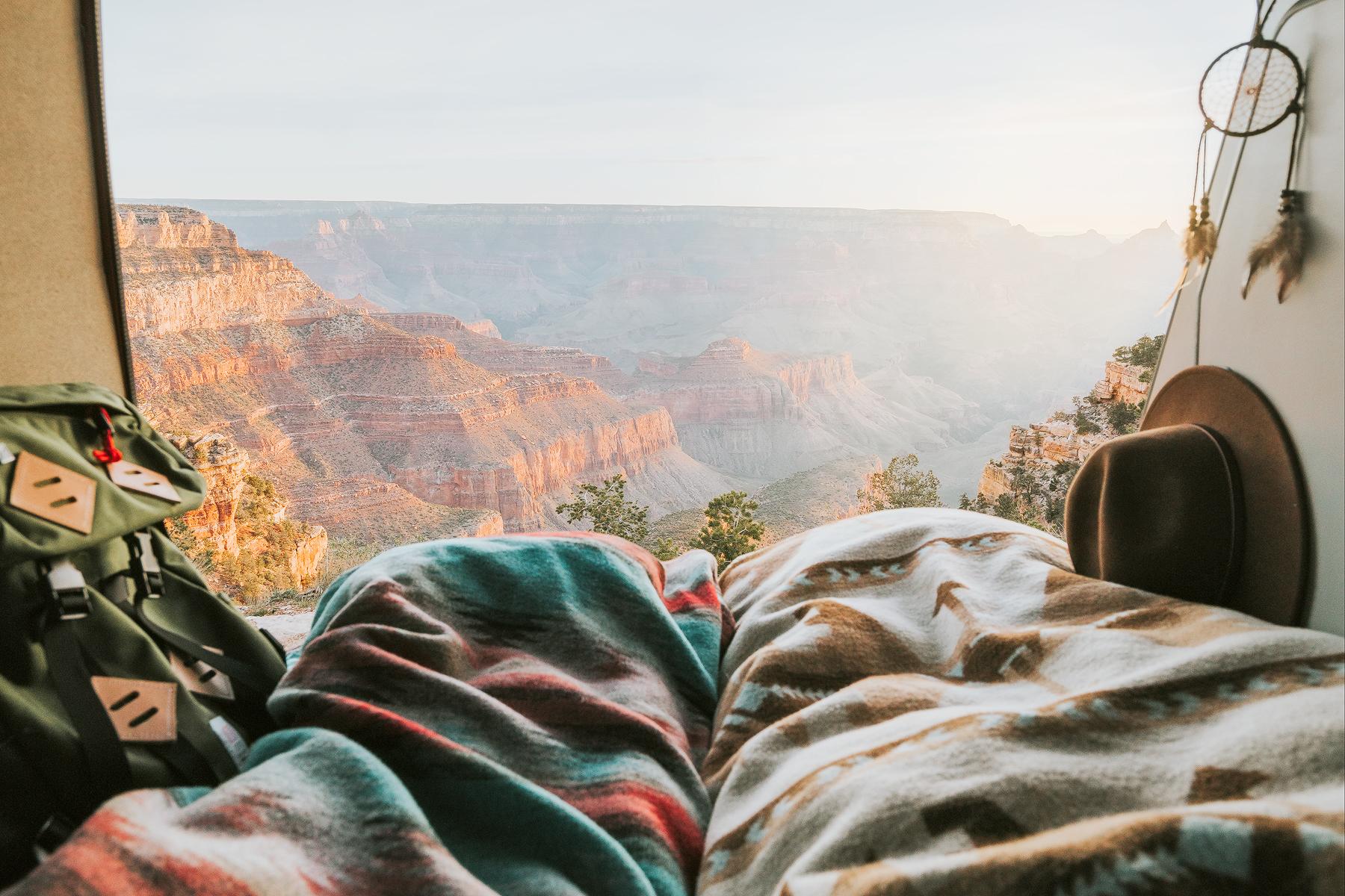 Grand-Canyon-Van-Sunrise