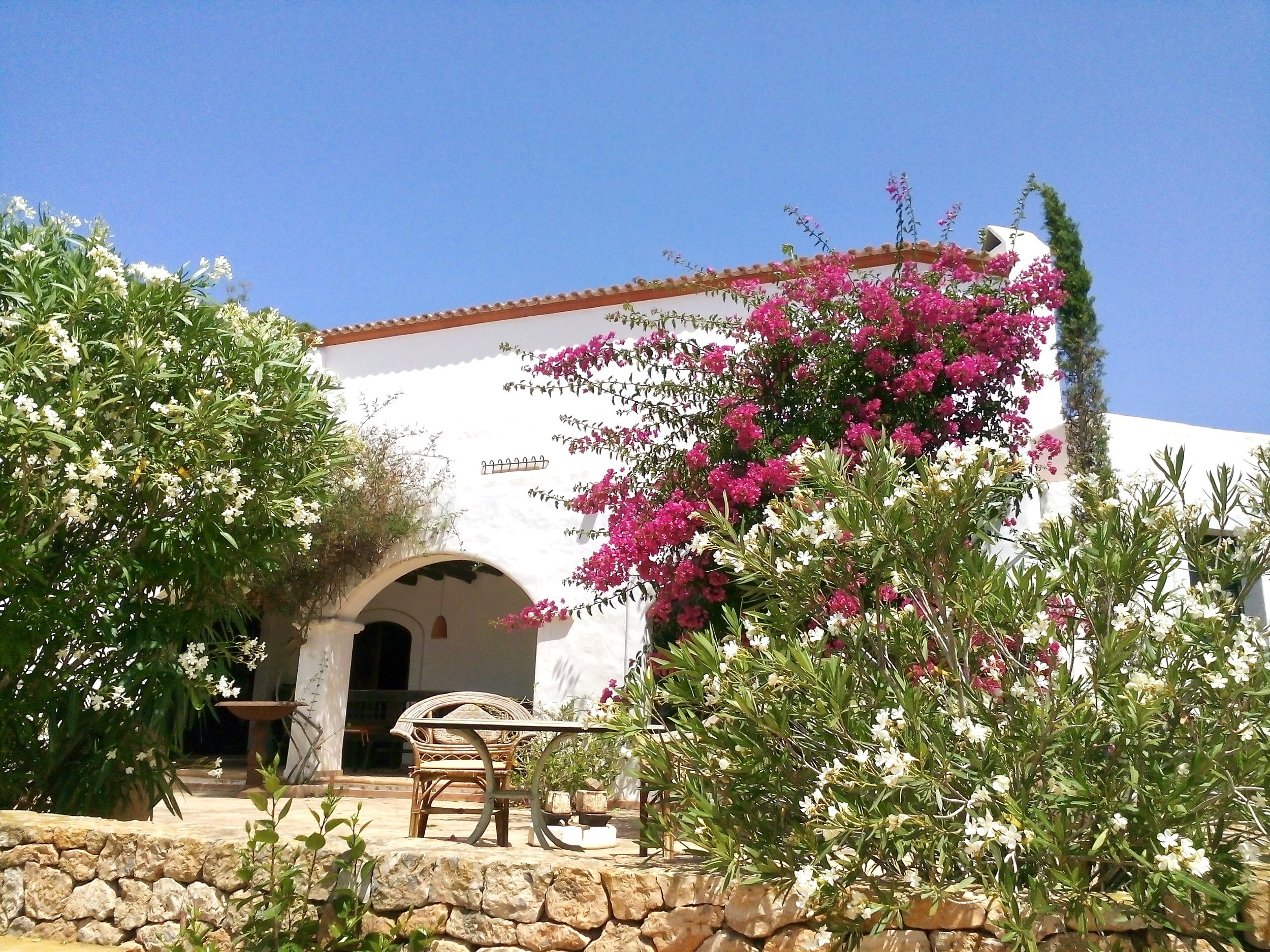 Ibiza, Spain-Villa