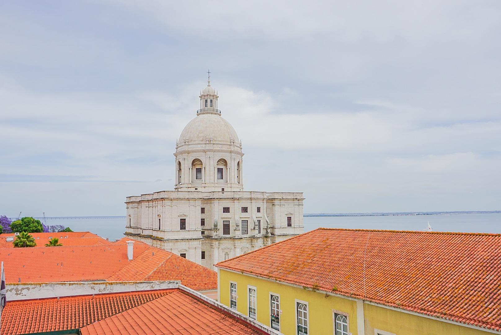 Lisbon-Pantheon