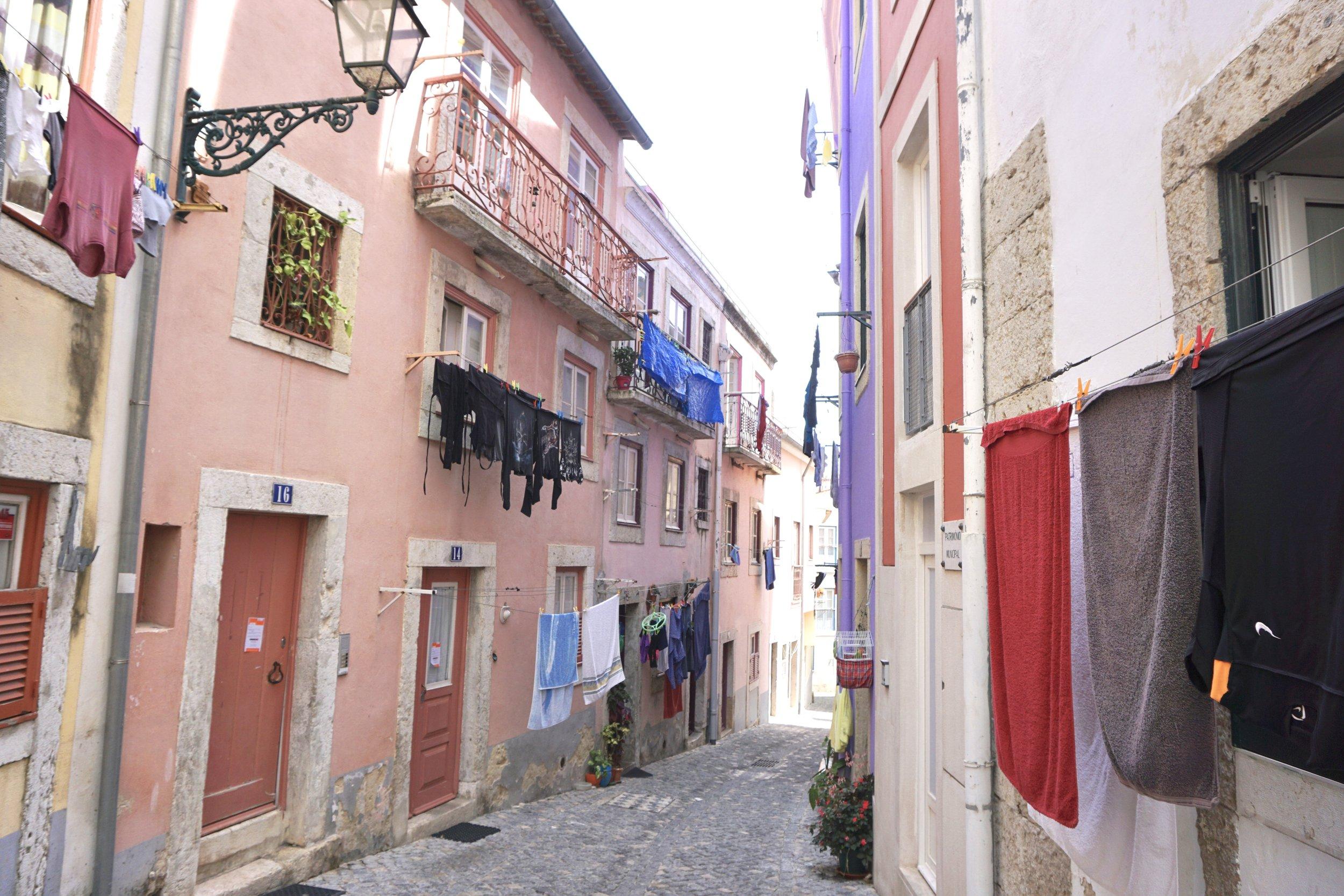 Lisbon-Alfama