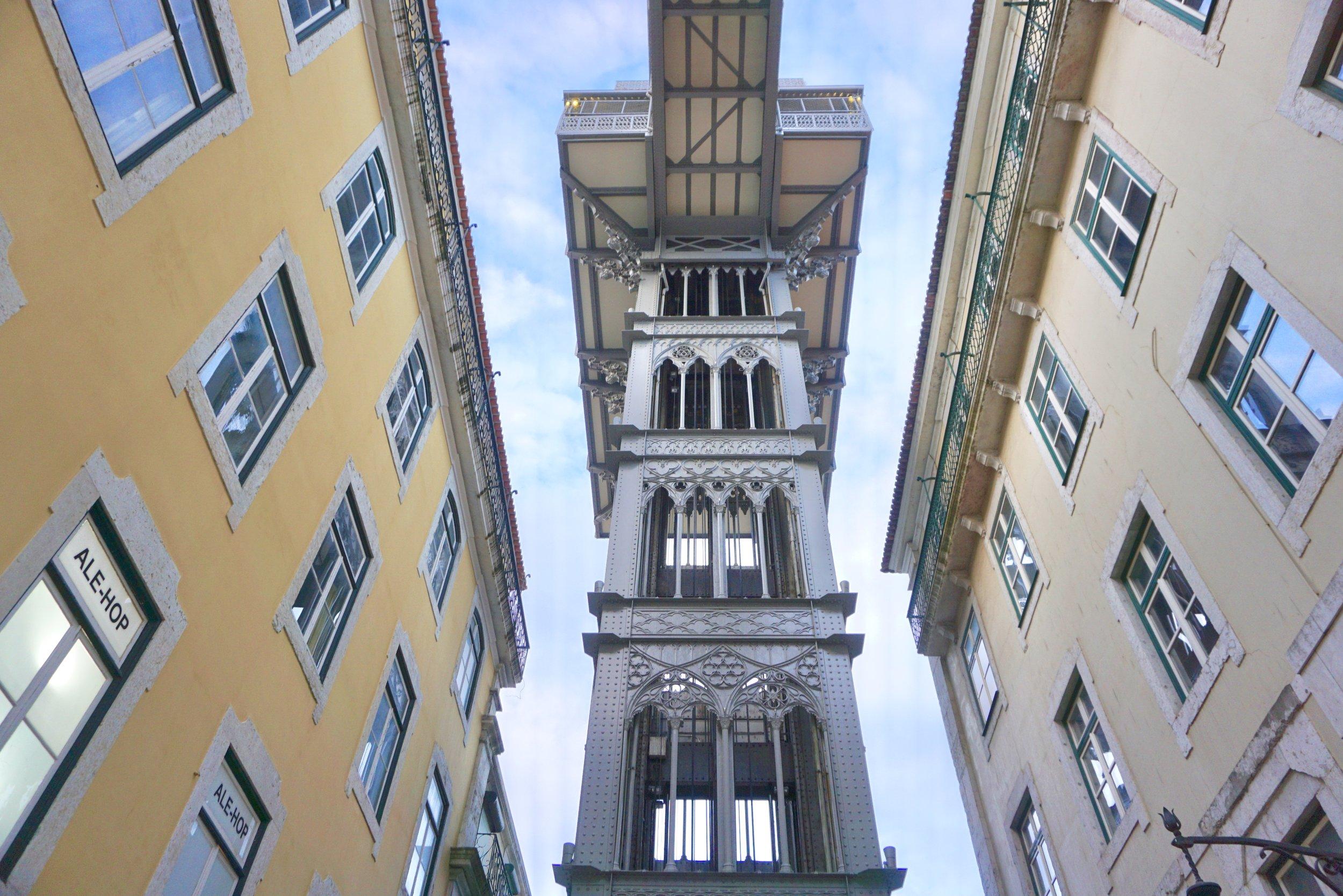 Lisbon-Santa-Justa