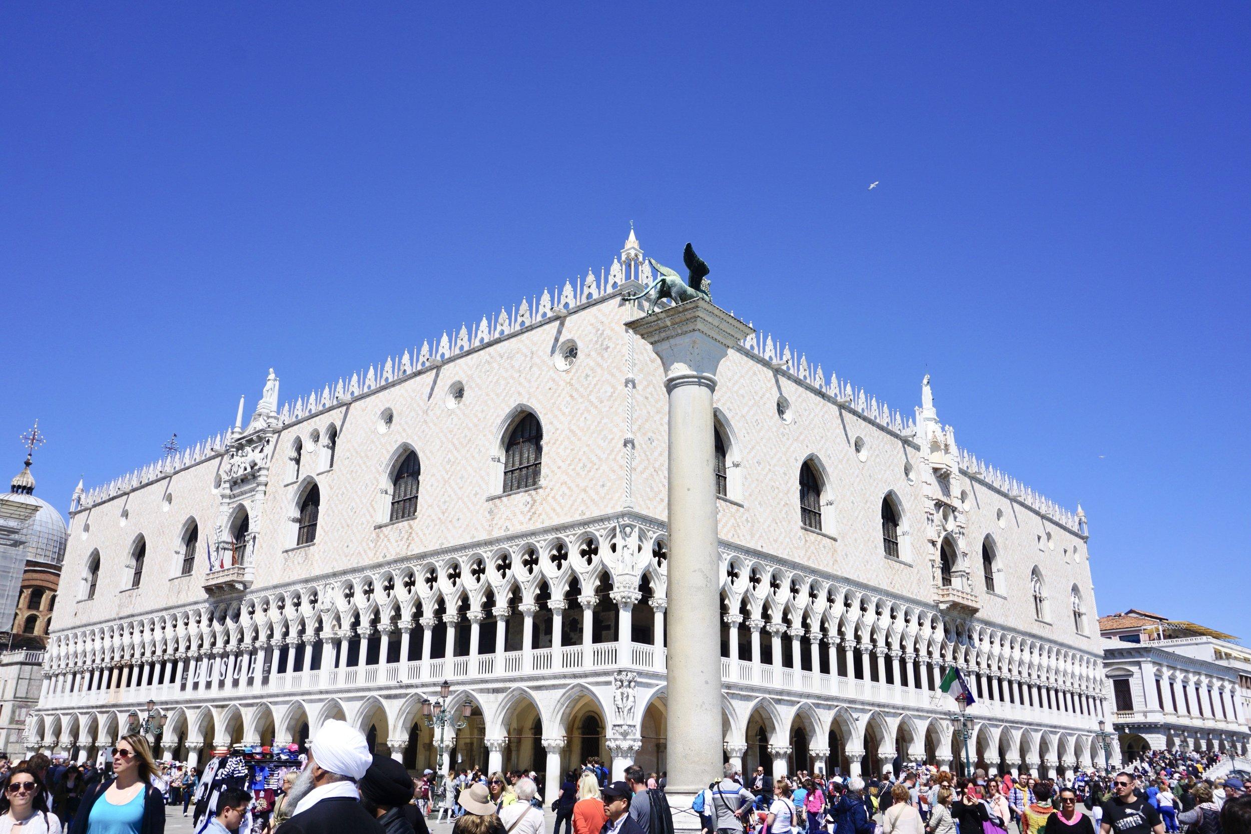 Venice-Doges-Palace