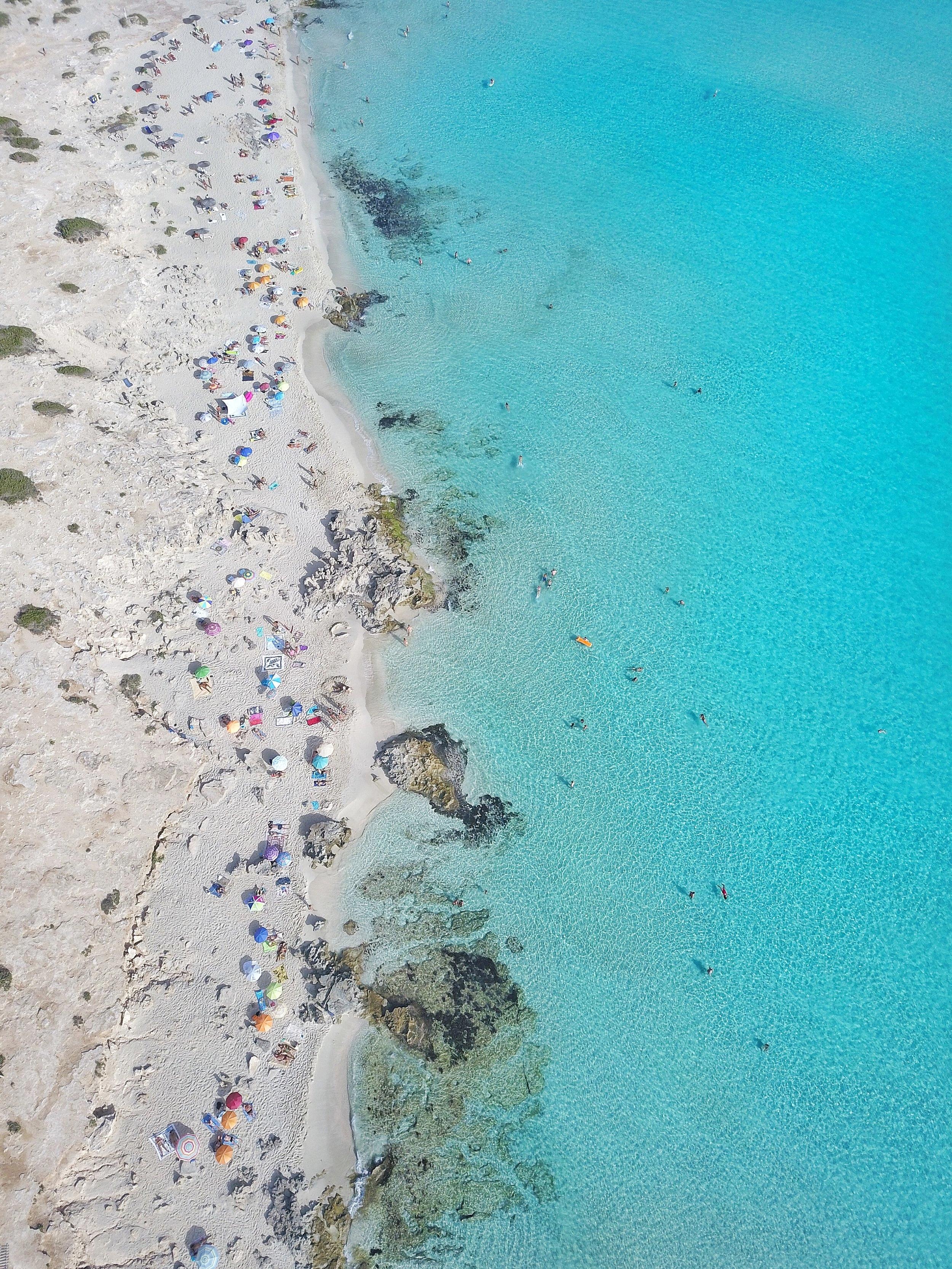 Formentera-Drone
