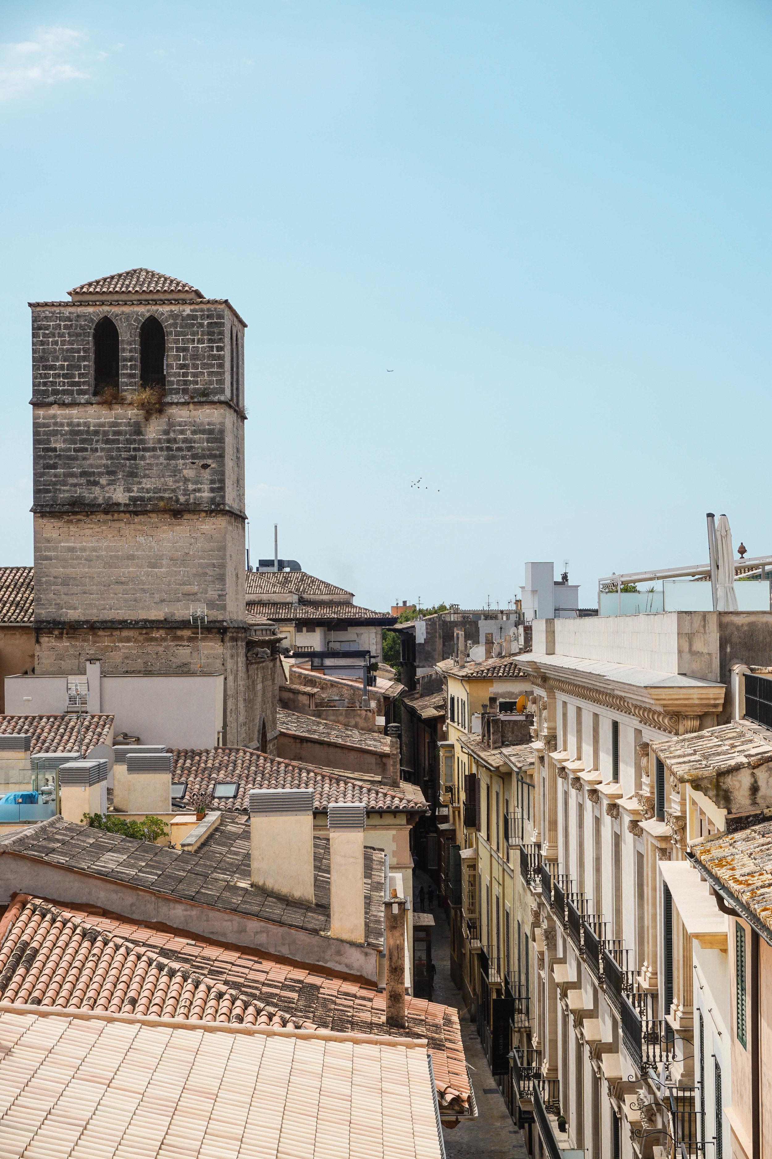 Palma-Sant-Jaume- rooftop