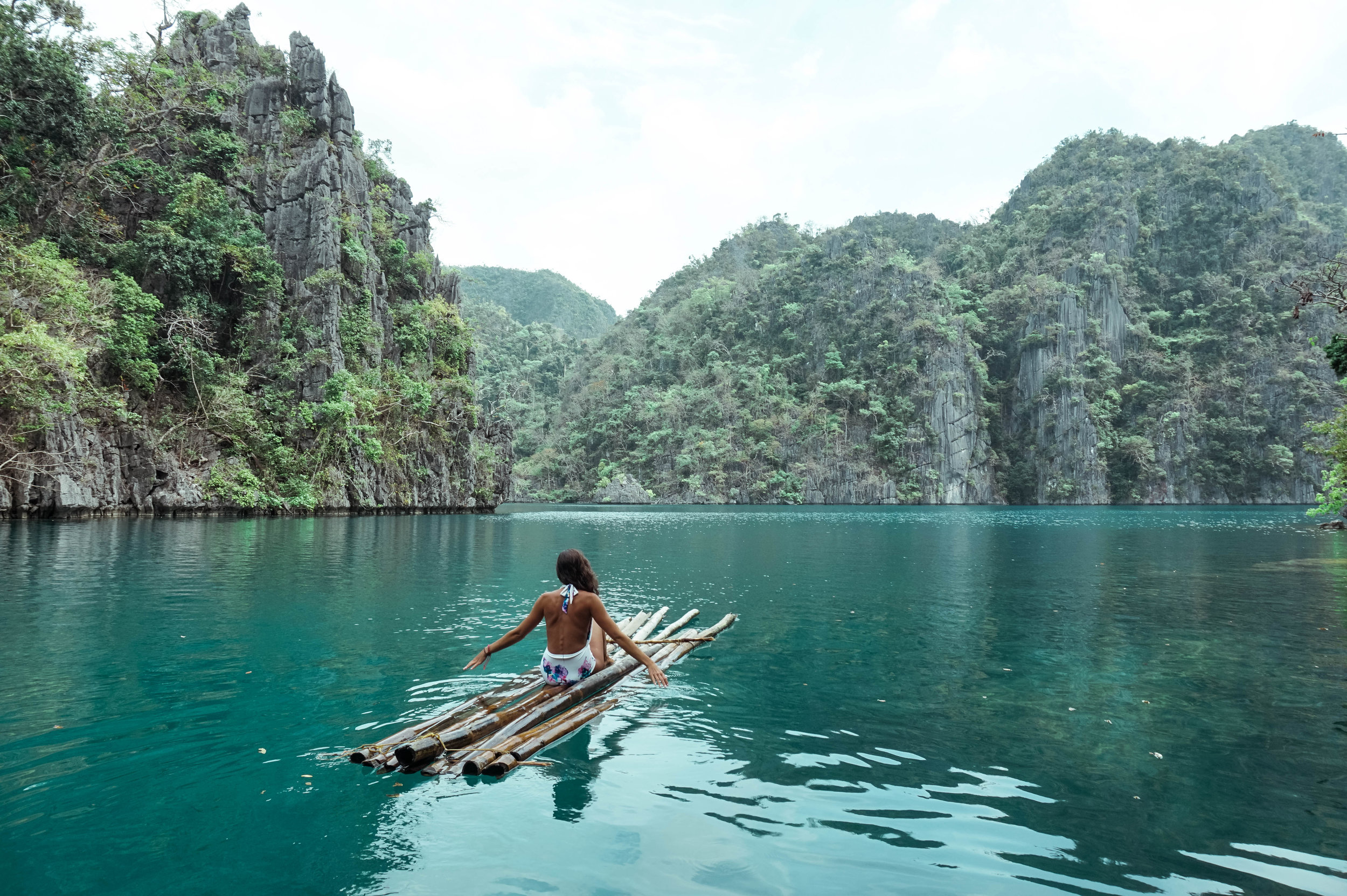 Philippines-Kayangan-Lake