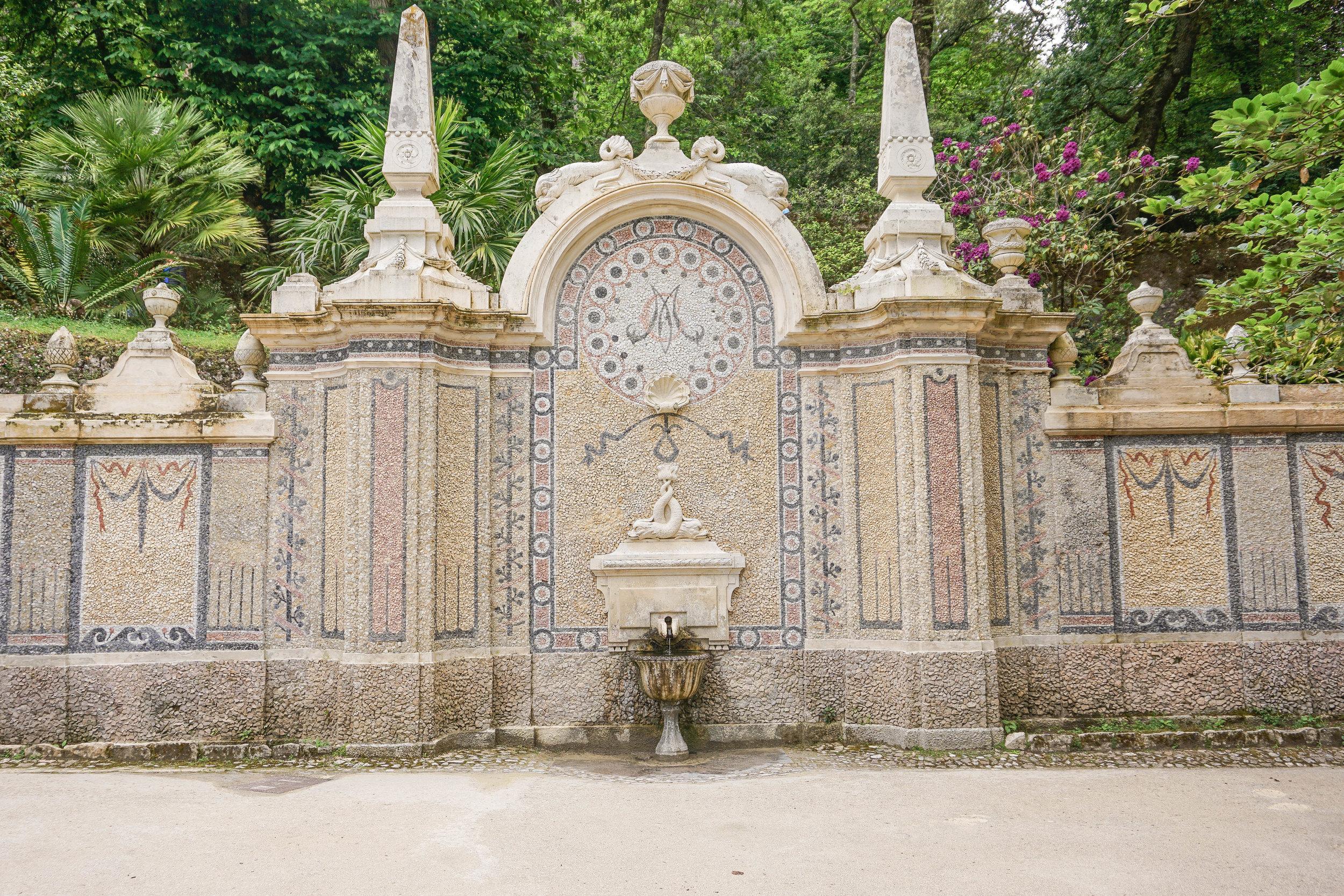 Sintra - Quinta da Regalaria