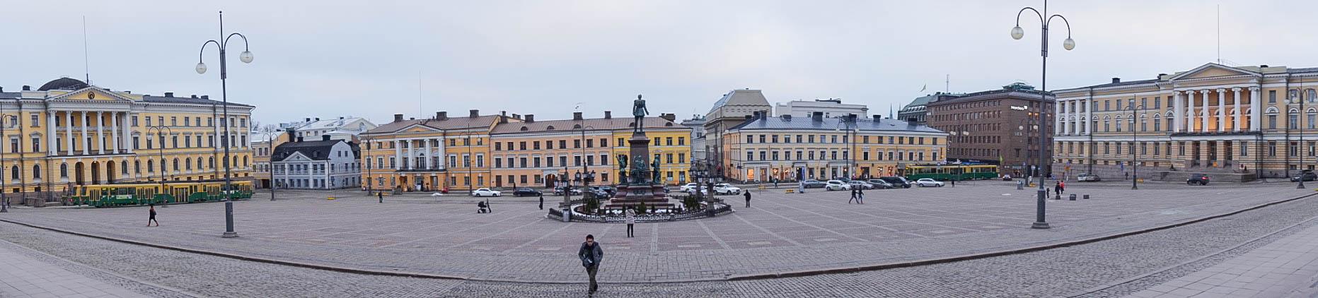 Helsinki-Senate Square