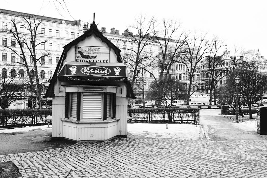 Helsinki -Esplanade Park