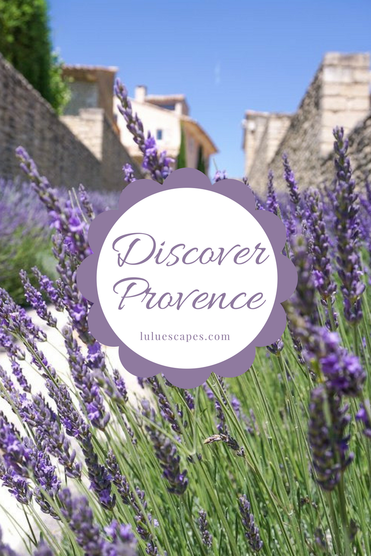 Lulu Escapes - Provence
