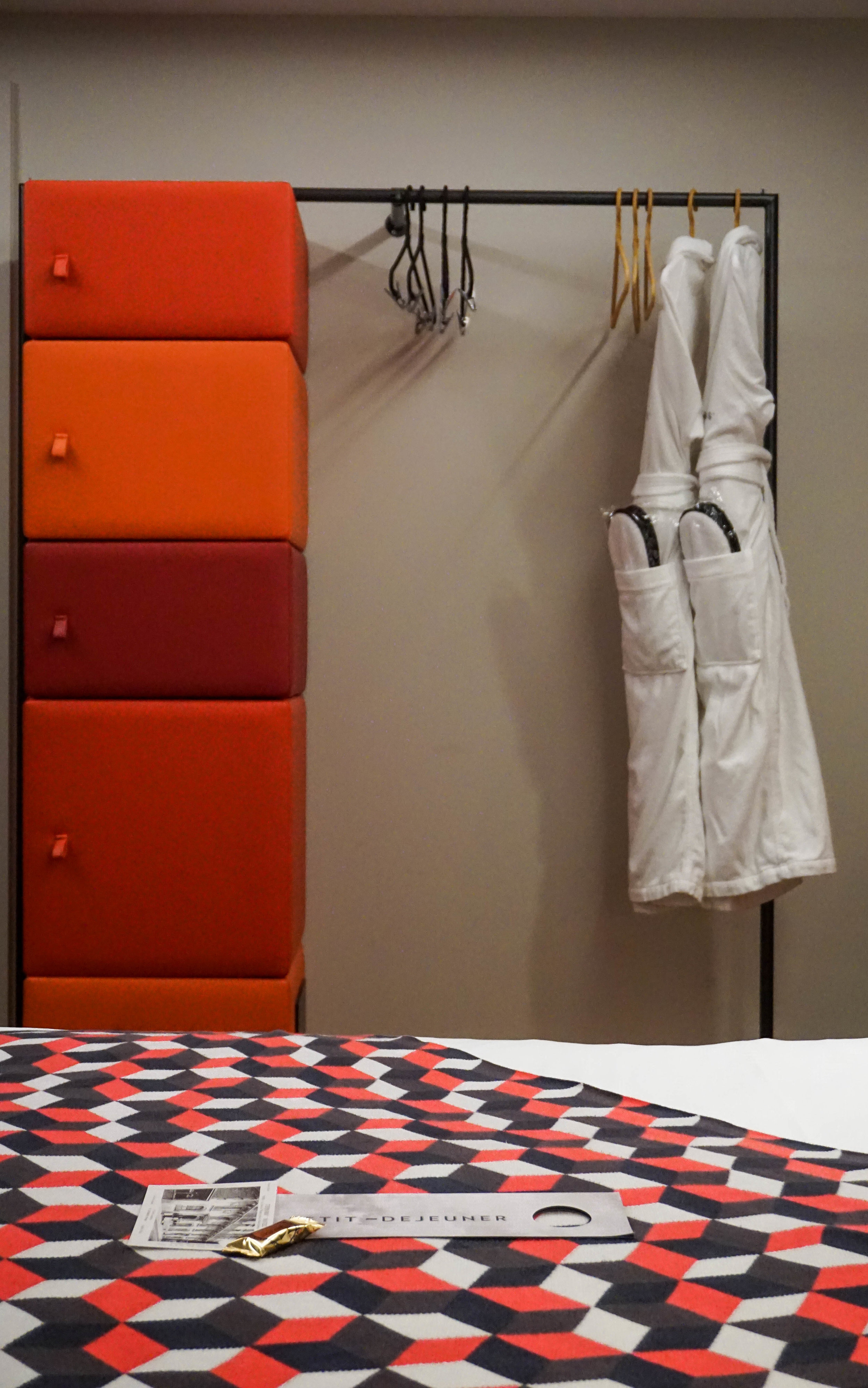 Paris-Terrass Hotel-artiste suite