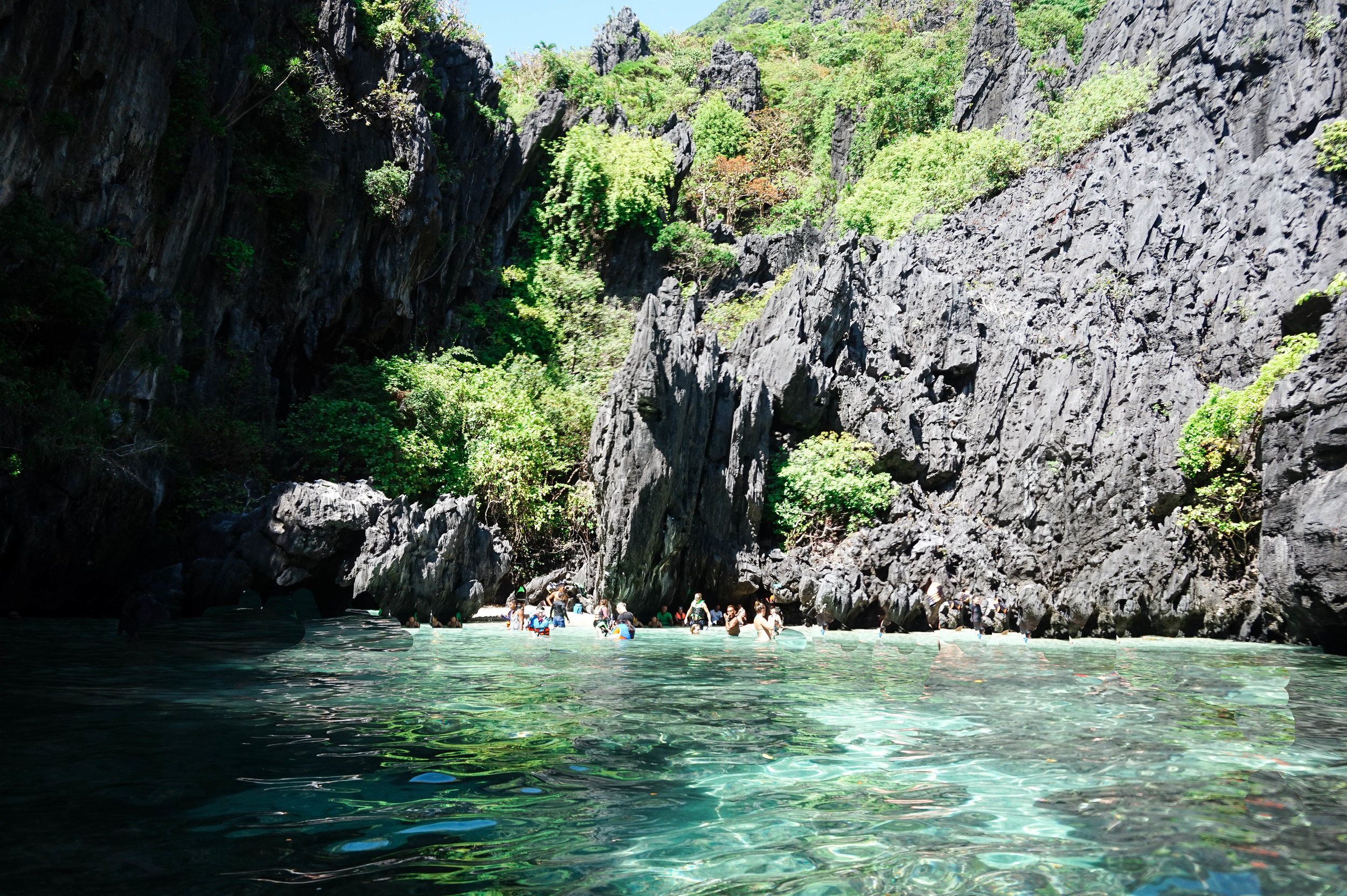 Philippines-Secret Beach
