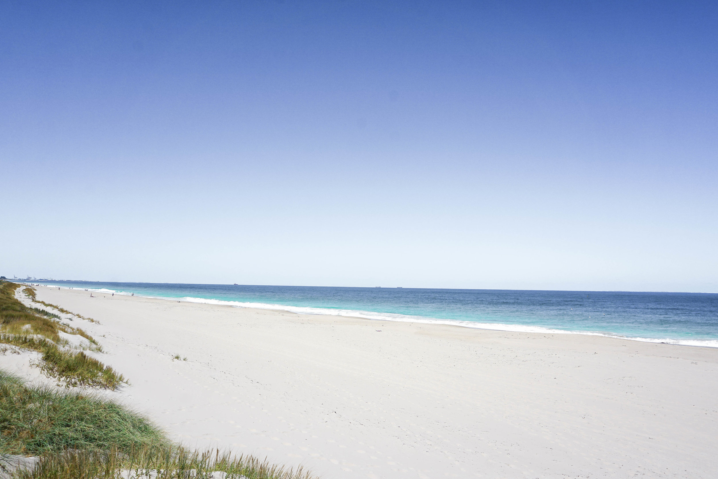 Perth-City Beach