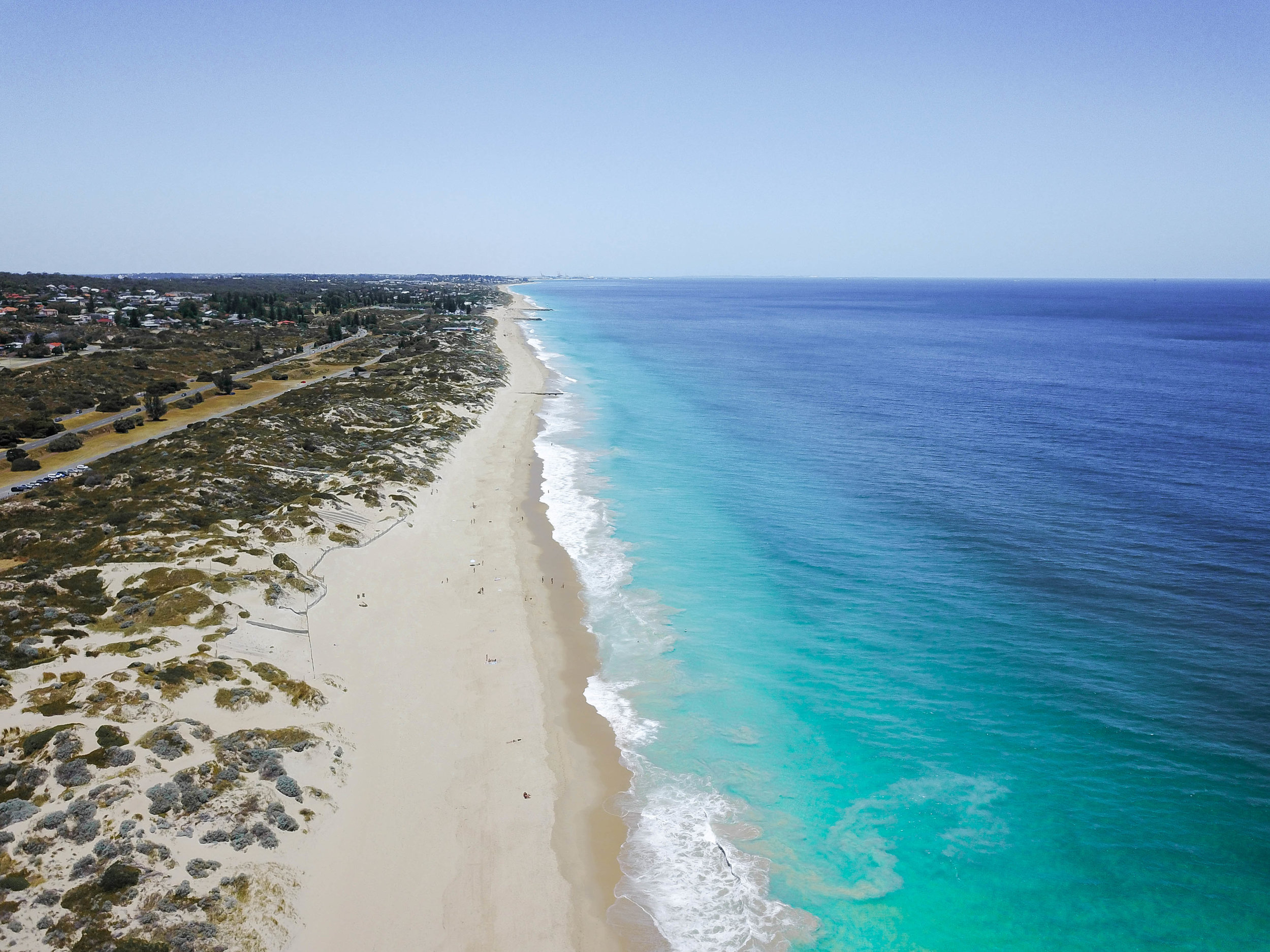 Perth-Floreat Beach