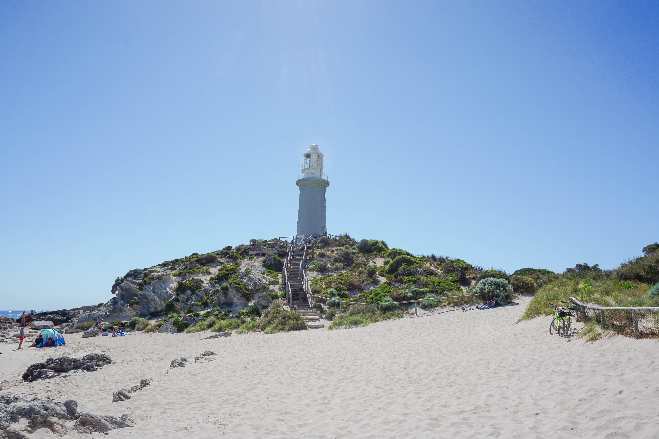 Rottnest Island - Lighthouse