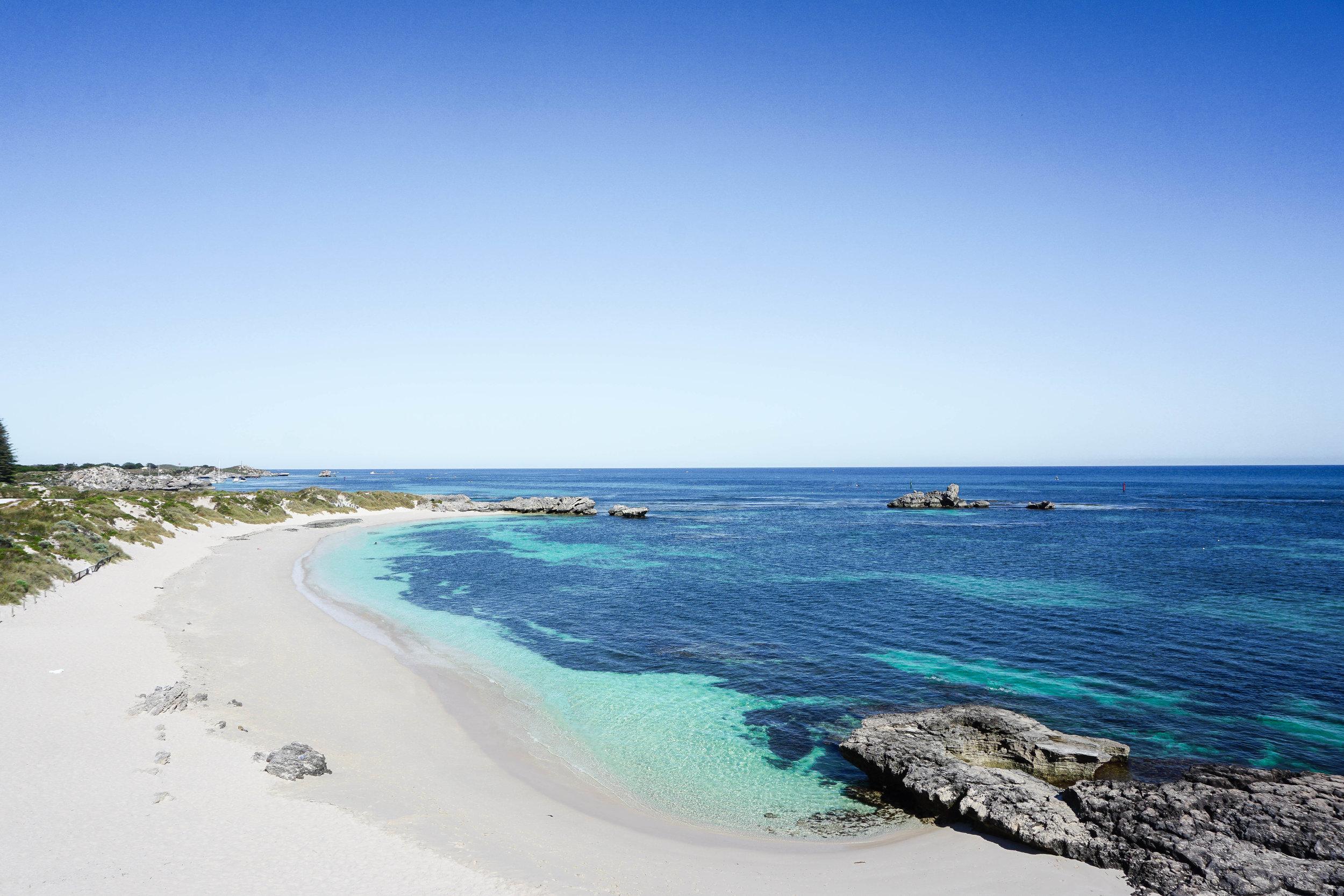 Rottnest Island - Pinky Beach