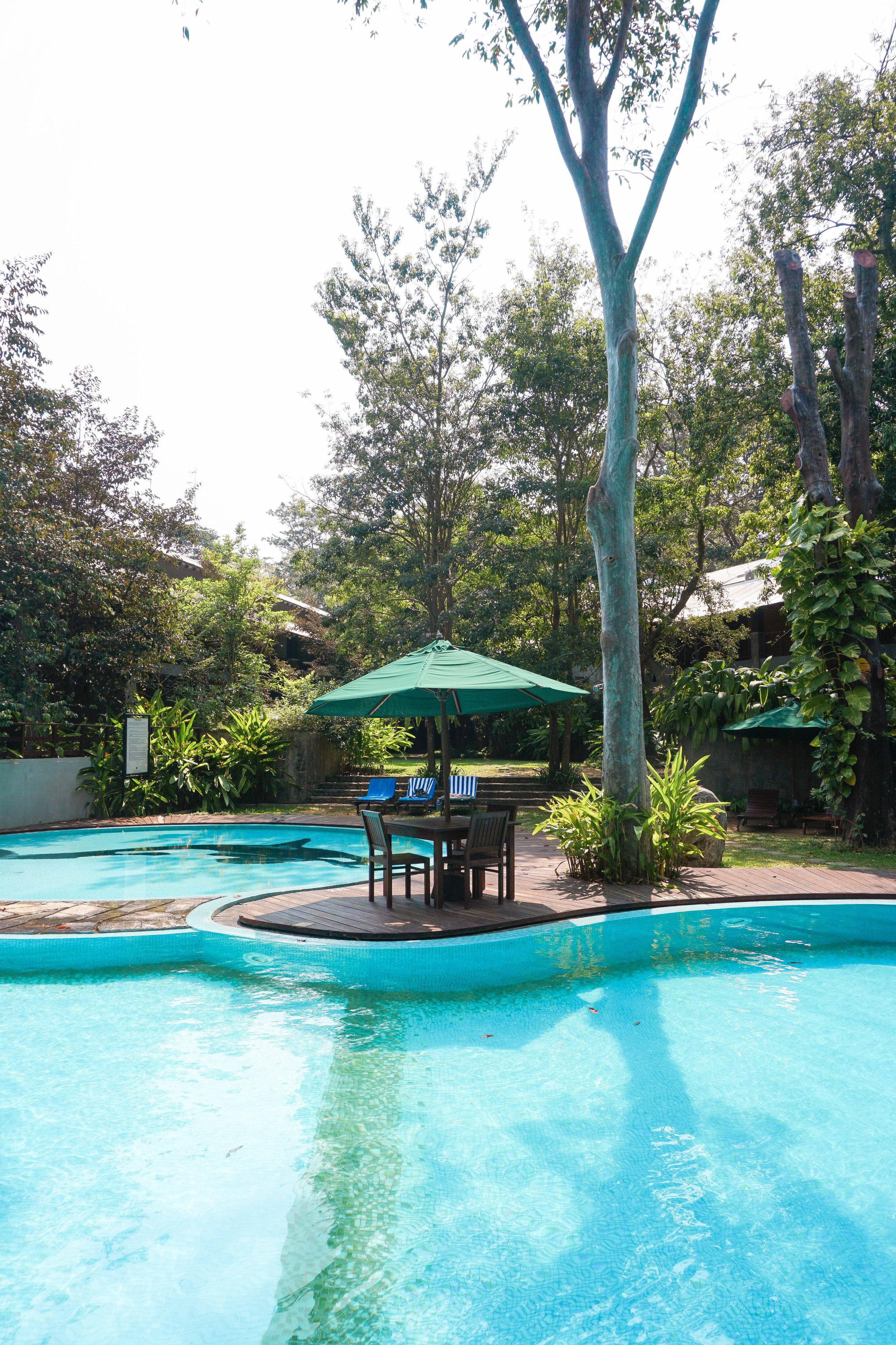 Grand Udawalawe Resort - Sri Lanka