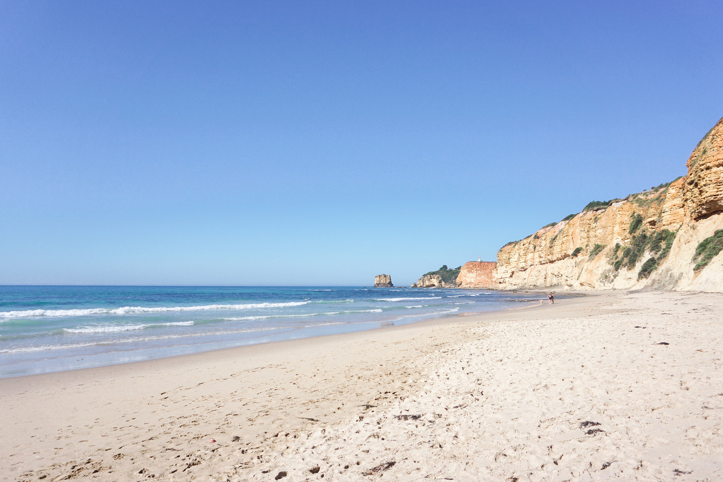 Australia - Great Ocean Road - Sandy Gully Beach