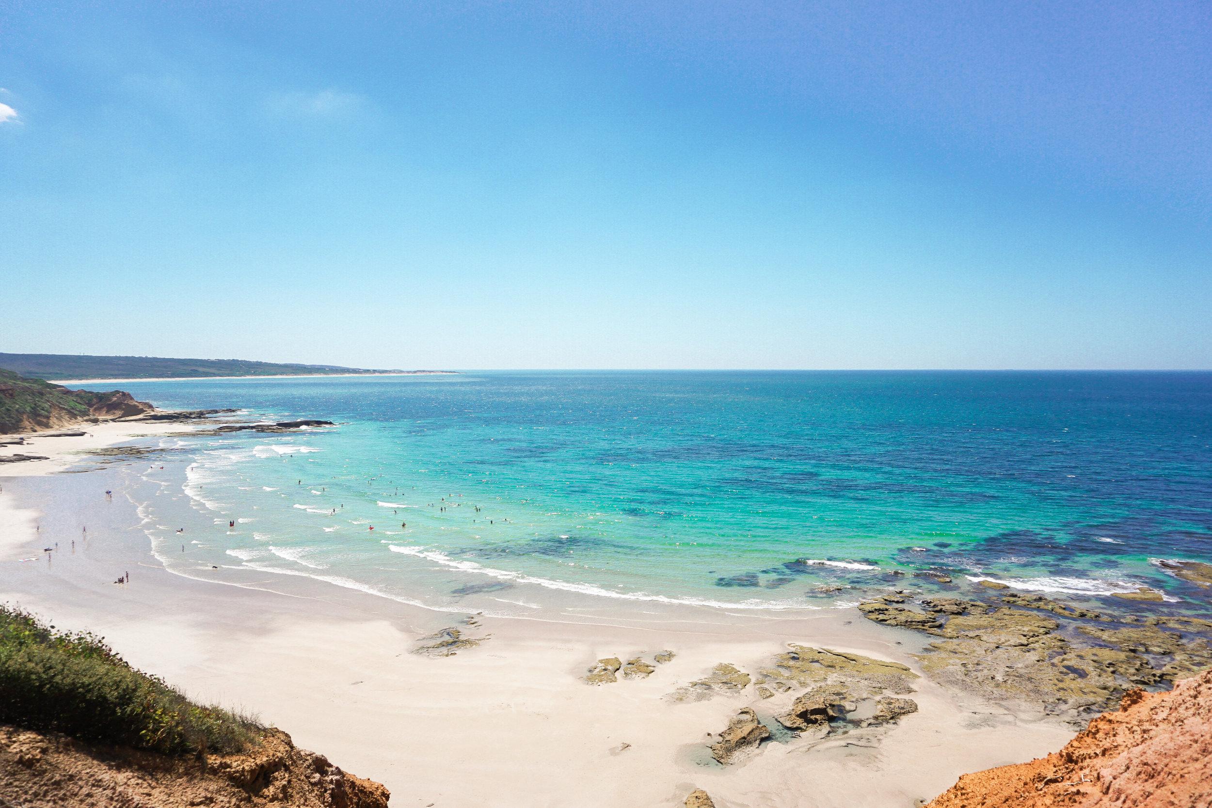 Australia - Great Ocean Road - Sunnymead Beach