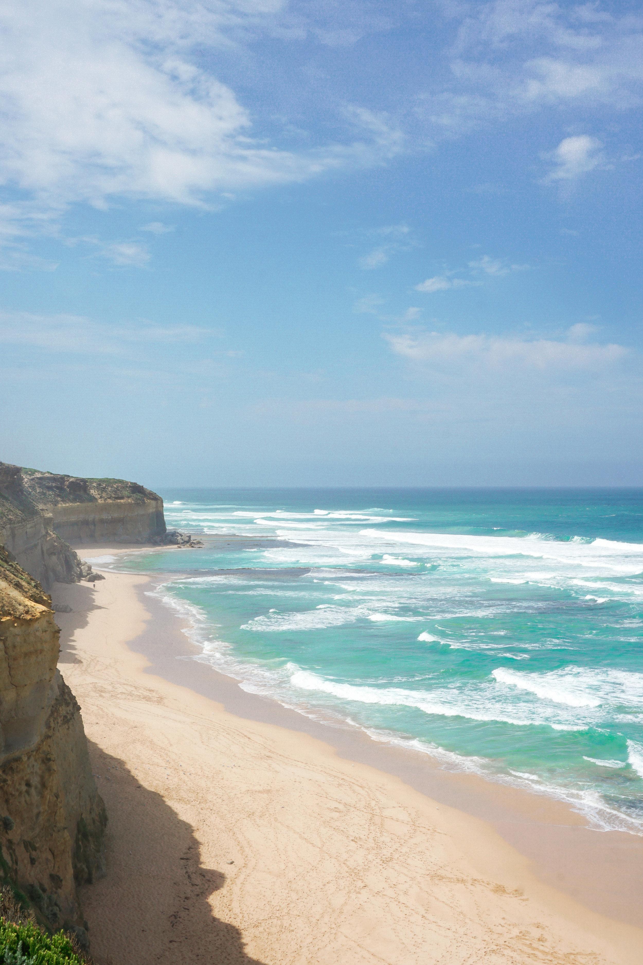 Australia - Great Ocean Road - Gibson Steps