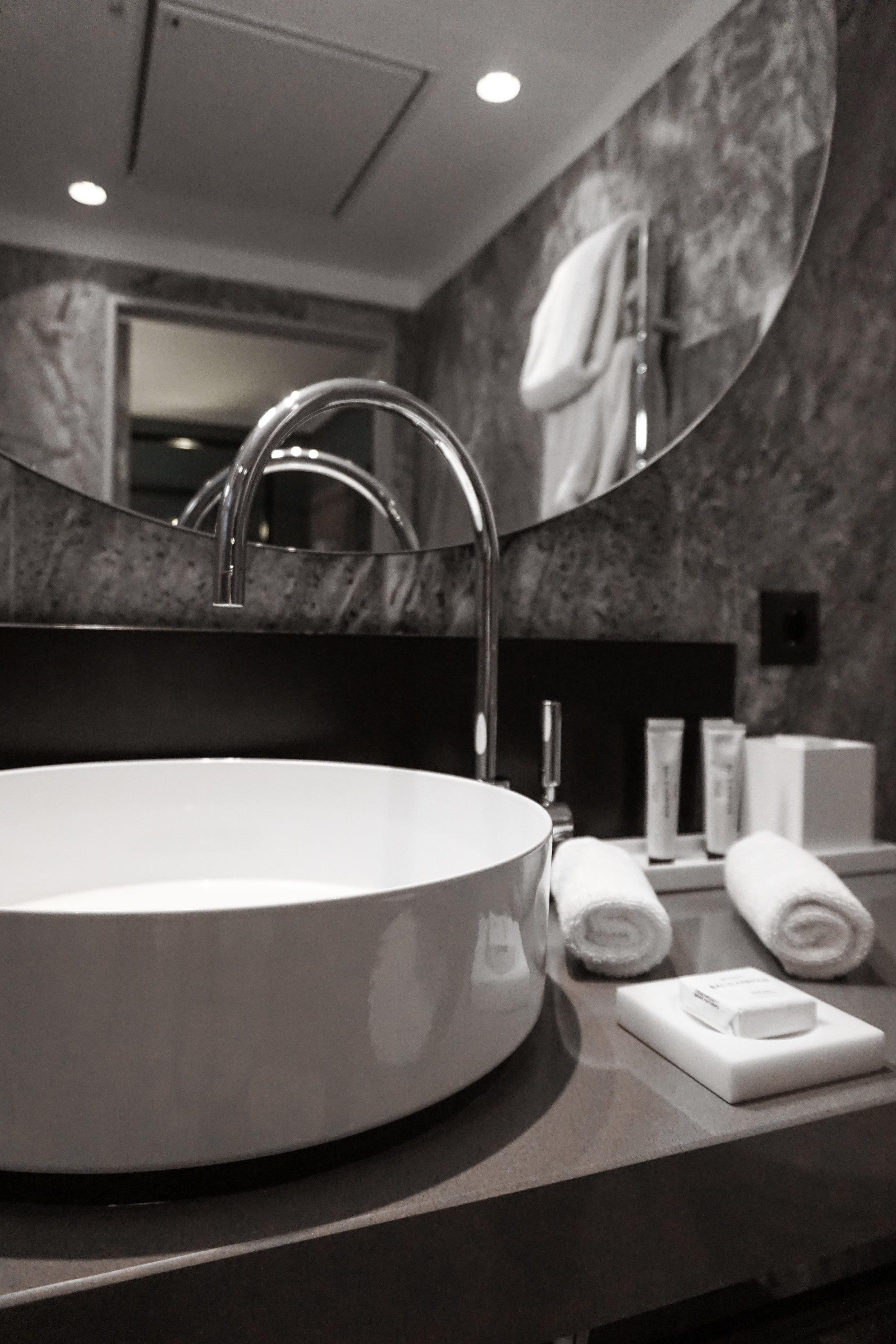 Copenhagen-Nobis Hotel-Bathroom